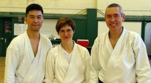 Curt Wvong, Paula Piemonte, Donal Breen